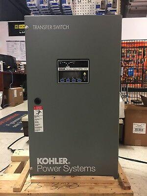 200 amp automatic transfer switch - 3 pole 4 wires