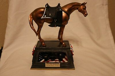 *Retired*The Trail of Painted Ponies 12212 Fallen Heroes