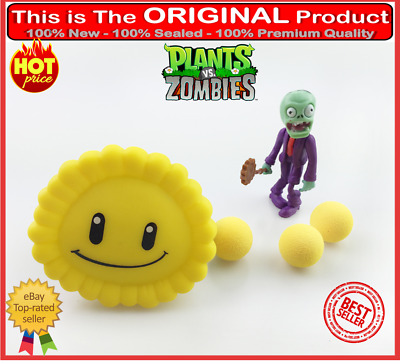 Plants Vs Zombies Garden Warfare Plush Toys Figures Kids Peashooter A48 Toy