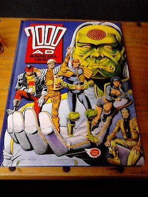 2000AD Annual 1990. Fleetway. H/B. Used.