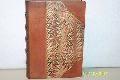 The Once and Future King T. H. White 1/2 leather USA 1941 First edition English
