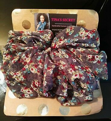Great deal.Top Notch Silk Extra Large Elastic Hair Scrunchy