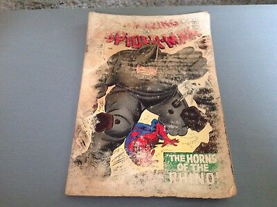 Amazing Spider-Man (1st Series) #41 1966 First appearance of the rhino key issue