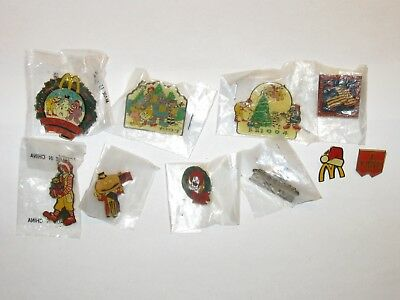 McDonald's Collectible Pins! #3