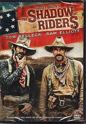 The Shadow Riders DVD