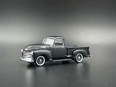 1950 Chevy Chevrolet Pickup Truck Rare 1:64 Limited Collectible Diecast Model