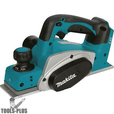 Makita XPK01Z 18V LXT Cordless Lithium-Ion 3-1/4 in. Planer (Tool Only) New