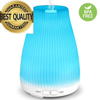 BAXiA Aroma Diffuser Essential Oil Electric Aromatherapy Ultrasonic...