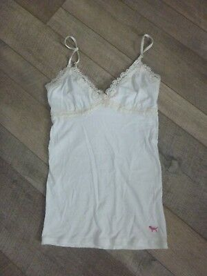 Victoria's Secret PINK Cami Size Small Beige Color