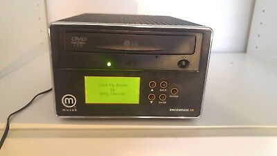 Muzak ENCOMPASS XD CD Music System for Music on Hold or In Store Music With DVD