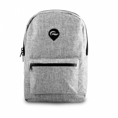 SKUNK ELEMENT Backpack Smell Proof Weather Proof Storage Lockable Bag - Gray