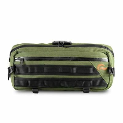 SKUNK SLING Personal Combo Lock Smell + Weather Proof Storage Bag   Green