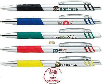 Promotional Pens Imprinted W/ Company Name / Logo / Text  In 1 Color / 300 QTY