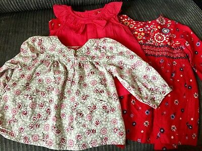 3 Sprout Baby Girl Clothes Size 0