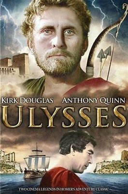 Ulysses DVD New Sealed Australia All Regions