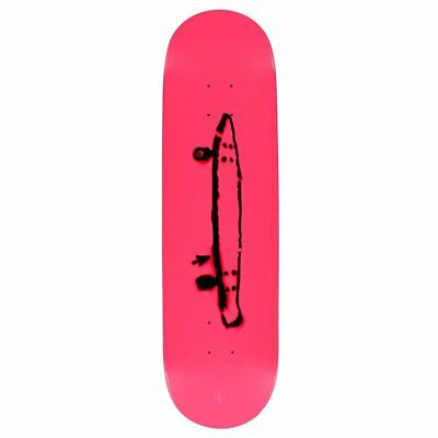 Girl Crailtap Magic 8.25 Inch Unisex Skateboard Part Deck - Pink All Sizes