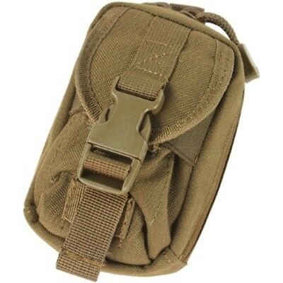 Condor Outdoor Ipouch Mens Pouch - Coyote Brown One Size
