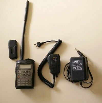 icom ic-T90A multiband transceiver (modified)