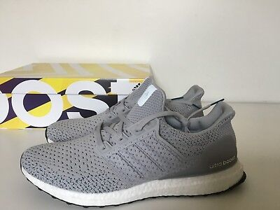 b4b486c37e1 Adidas Ultra Boost Clima BY8889 grey men s running shoes sneakers multiple  size