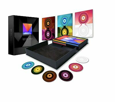 Brian Eno Music For Installations box set deluxe ltd  6 CD NEW sealed