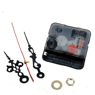 Quartz Wall Clock Movement Mechanism DIY Repair Tool Replace Clock Parts Kit