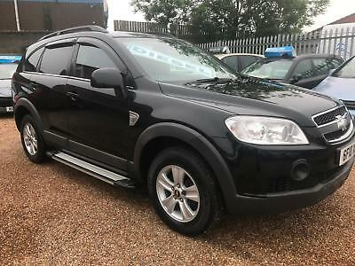 2010 Chevrolet Captiva LS 2.0 VCDI ( 150ps ) Black, **ANY PX WELCOME**