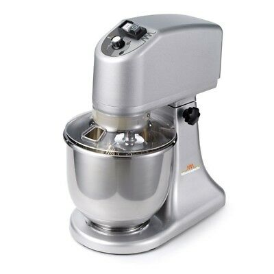 Sirman PLUTONE 7 Litre Compact Planetary Mixer (Boxed New)