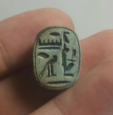 Rare Ancient Egypt Egyptian antique   Scarab c Middle Kingdom (2134–1690 BC)