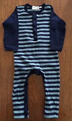 Miann & Co Baby - Stripe Suit (Size 0)