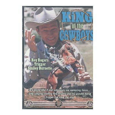 DVD King of the Cowboys