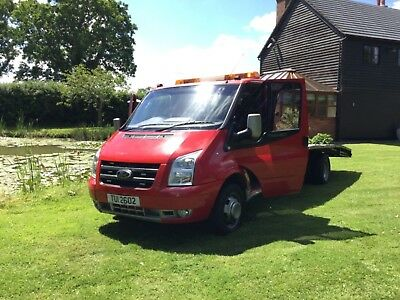 Ford Transit 2004 Facelift Recovery Truck