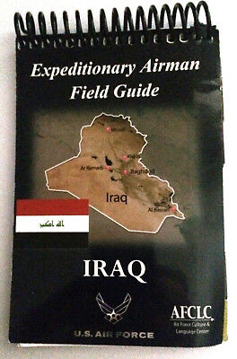 USAF Expeditionary Airman Field Guide Iraq AFCLC