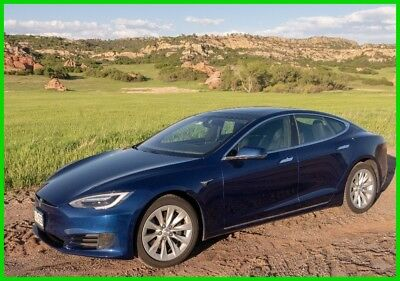 Tesla Model S 75D 2016 Tesla Model S75D,Automatic,AWD, Electric, Panoramic Sunroof,