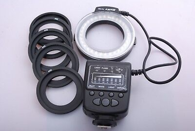 Meike FC-100 Ring Light/Macro Flash