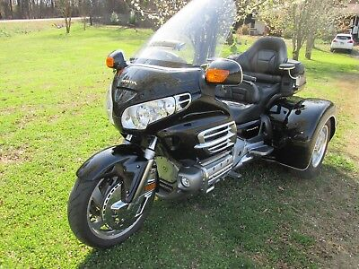 2001 Honda Gold Wing