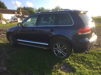 Volkswagen Touareg 3L V6 Altitude - spares or repair RE-LISTED