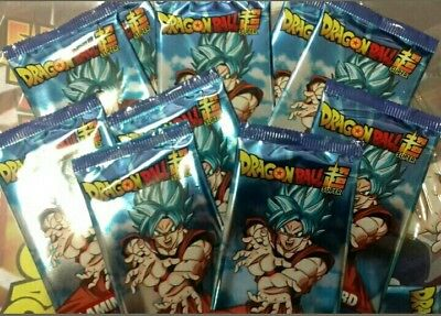 Lamincards Dragon Ball Super 2018 Cel' Ho Tutte Xd