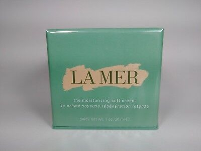 La Mer The Moisturizing Soft Cream 1oz/30ml New in Sealed Box