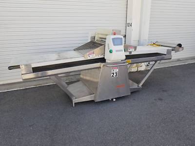 Rondo Sfa 612 Sfa612 Dough Sheeter Roller Reversible Resturant Commerical 1999