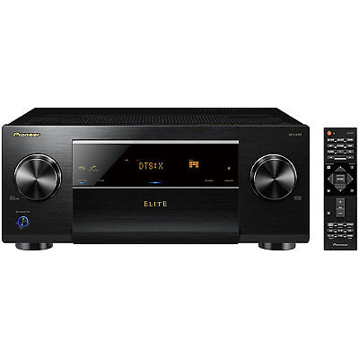 Pioneer SC-LX701 9.2ch Network AV Receiver Audio&Video Component Receiver Black