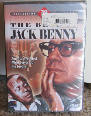 THE BEST OF JACK BENNY - 4 DVD SET - 39 EPISODES  of Classic Television