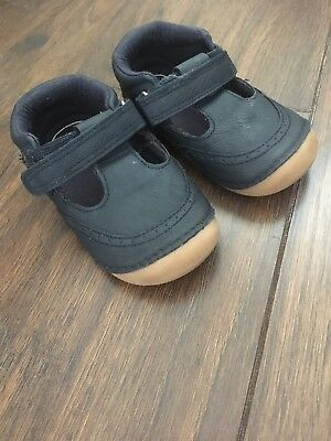 Baby Boy Mothercare Size 4 First Walking Shoes