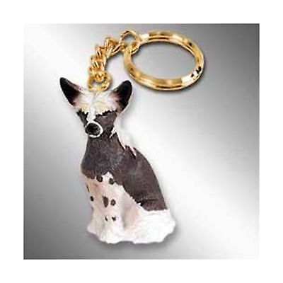 Chinese Crested Keychain 1
