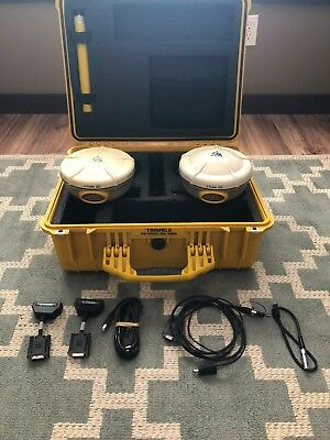 Trimble R8 Model 2 GPS/GLONASS Base/Rover And R8 Model 1 GPS Rover With Extras