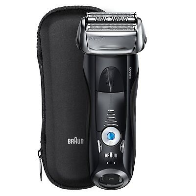Braun Series 7 7840s Men's Electric Foil Shaver, Wet and Dry, Pop Up Precision T