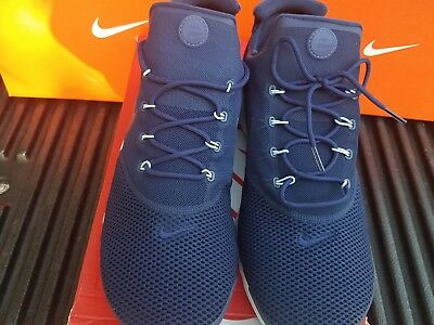 a23009a71acf NIKE PRESTO FLY NSW Midnight Navy Men Shoes Slip-On Sneakers 908019 ...