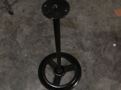 Heavy Old Gumball Machine Stand