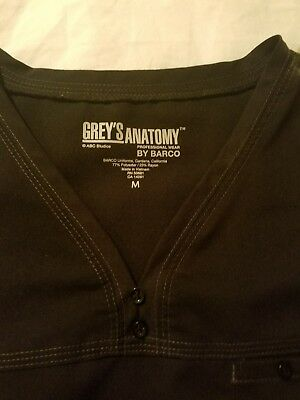 Greys anatomy scrubs medium top and bottoms