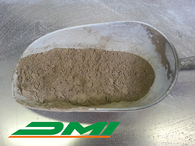 Fly Ash (Class F) 7 lbs - Admixture for Concrete. Countertops & Green Building