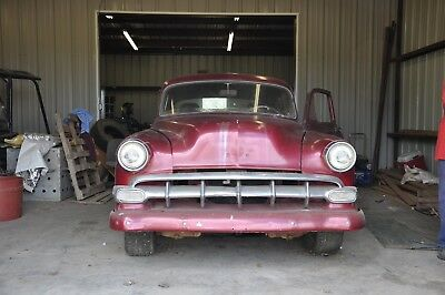1954 Chevrolet Bel Air/150/210  1954 Chevrolet Bel Air